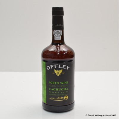Offley Cachucha Reserve White Port 75cl
