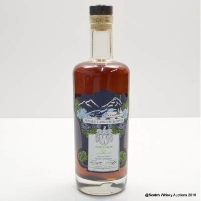 Speyside 8 Year Old Single Cask Creative Whisky Co