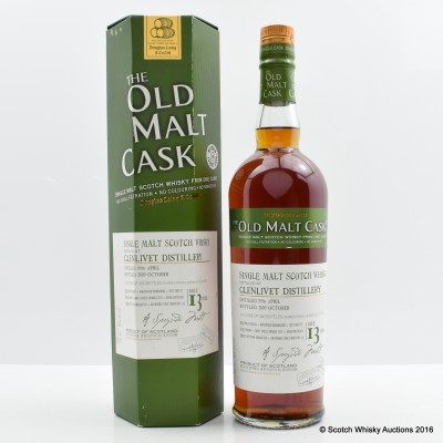 Glenlivet 1996 13 Year Old Old Malt Cask 75cl