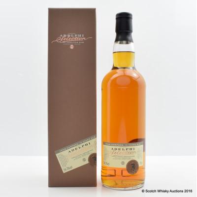 Hampden 2000 15 Year Old rum Adelphi