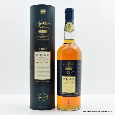 Oban Distillers Edition 1995