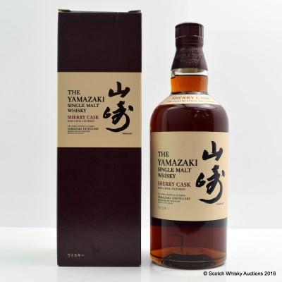 Yamazaki Sherry Cask 2009 1st Edition