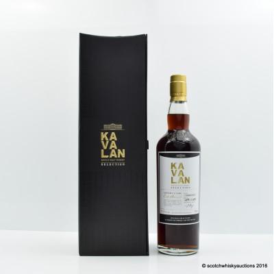 Kavalan Selection Sherry Cask For La Maison Du Whisky