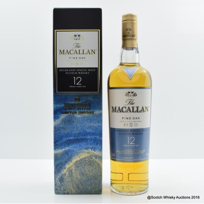 Macallan 12 Year Old Fine Oak Masters of Photography Ernie Button