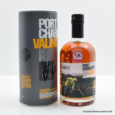 Port Charlotte Valinch 08 Cask Exploration Buain-Mhona 50cl