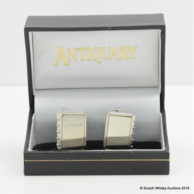 Antiquary Branded Cuff Links