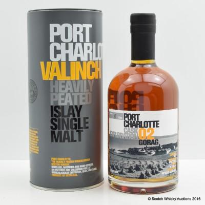 Port Charlotte Valinch 02 Cask Exploration Gorag 50cl