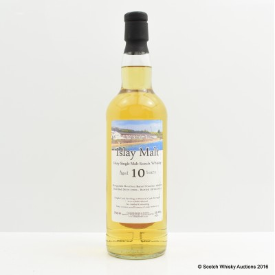 Islay Malt 2005 10 Year Old Whisky Broker
