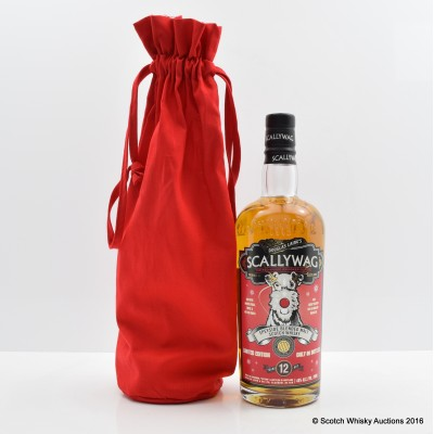 Scallywag 12 Year Old Red-Nosed Reinder Limited Edition