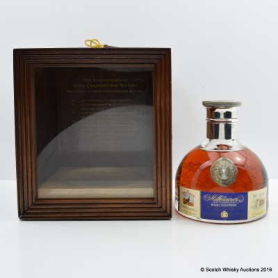 Famous Grouse 21 Year Old Open Championship Millennium Edition