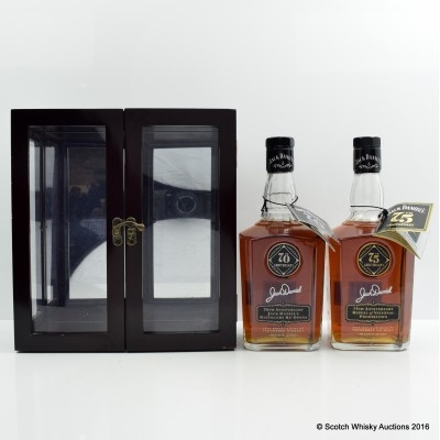 Jack Daniel's 70th Anniversary Of The Re-Opening Of Distillery & 75TH Anniversary Repeal Of National Prohibition 2 X 75cl