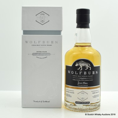 Wolfburn Limited Edition for La Maison du Whisky 60th Anniversary
