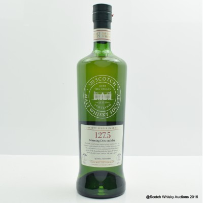 SMWS 127.5 Port Charlotte 8 Year Old