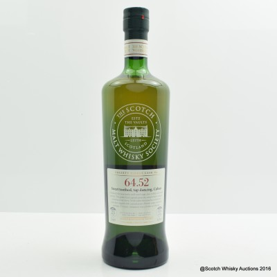 SMWS 64.52 Mannochmore 1990 23 Year Old