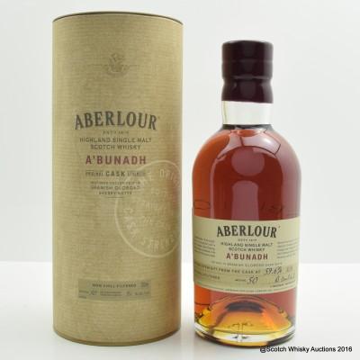 Aberlour A'Bunadh Batch #50