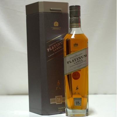 Johnnie Walker Platinum 18 Year Old 1L