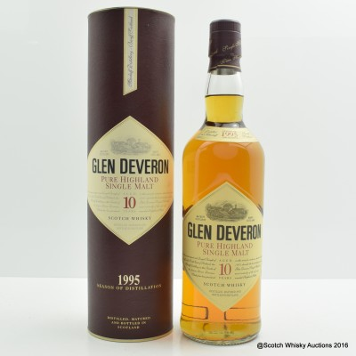 Glen Deveron 1995 10 Year Old