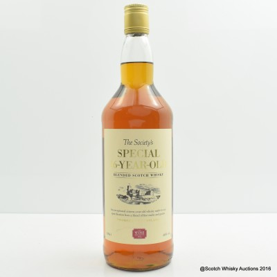 Wine Society 16 Year Old 1L