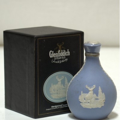 Glenfiddich 21 Year Old Wedgwood Decanter Mini 5cl
