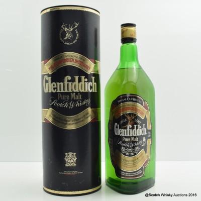 Glenfiddich Pure Malt 1.125L