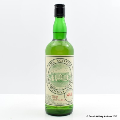 SMWS 49.1 St Magdalene 1975 75cl