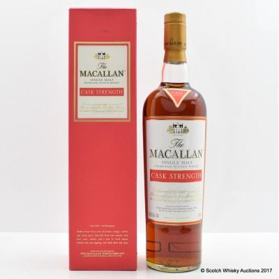 Macallan Cask Strength 75cl