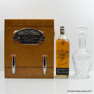 Johnnie Walker Master Blender Collection 30 Year Old - Sir Alexander Walker