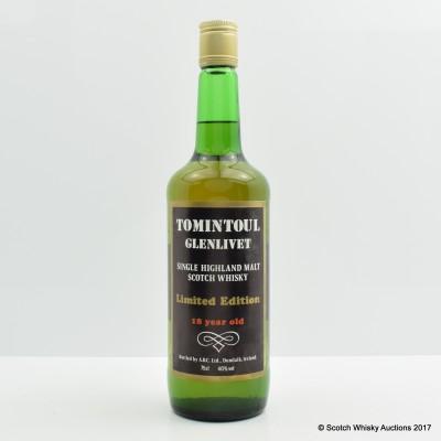 Tomintoul-Glenlivet 1967 18 Year Old 75cl