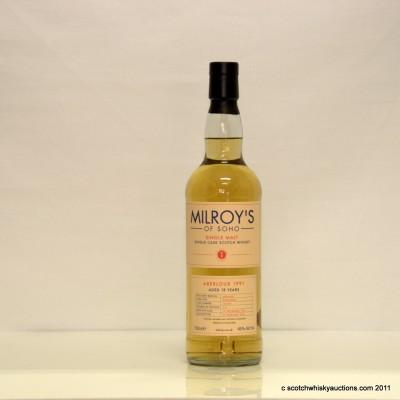 Aberlour 18 Milroy's Single Cask