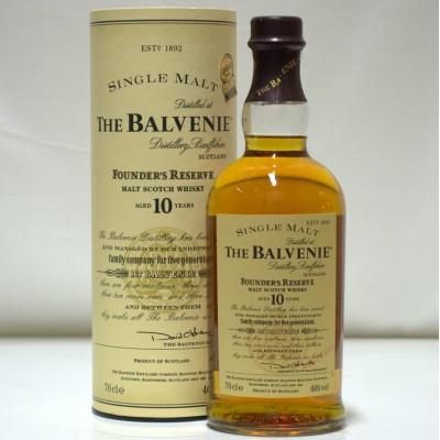 Balvenie Founder's Reserve 10 Year Old