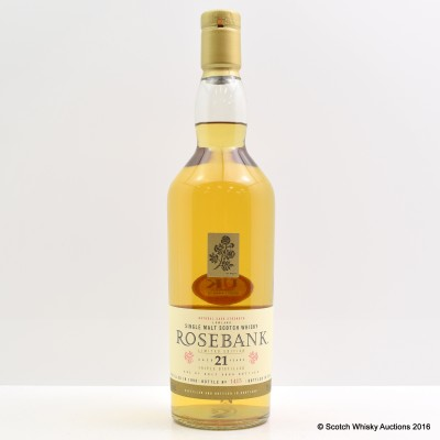 Rosebank 21 Year Old 2011 Release