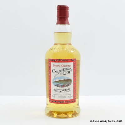 Campbeltown Loch Christmas Edition 2015