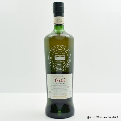 SMWS 66.65 Ardmore 2004 10 Year Old