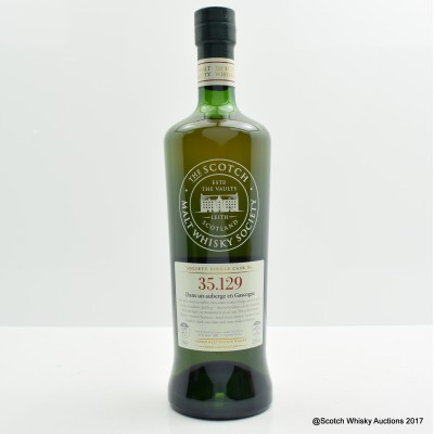 SMWS 35.129 Glen Moray 1987 27 Year Old