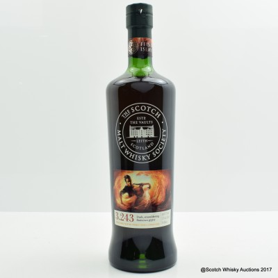 SMWS 3.243 Bowmore 17 Year Old Feis Ile 2015