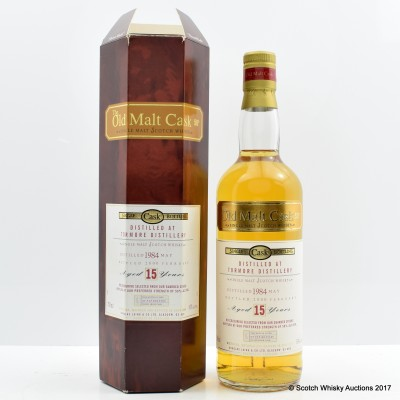Tormore 1984 15 Year Old Old Malt Cask