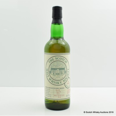 SMWS 4.67 Highland Park 1989 9 Year Old