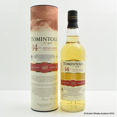 Tomintoul 14 Year Old for Whisky Castle