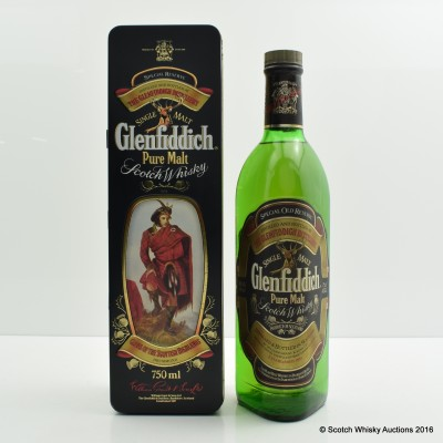 Glenfiddich Clans of the Scottish Highlands The House of Drummond 75cl