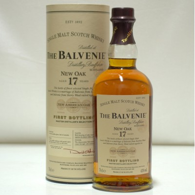 Balvenie 17 Year Old New Oak