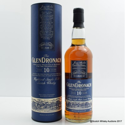 GlenDronach 10 Year Old
