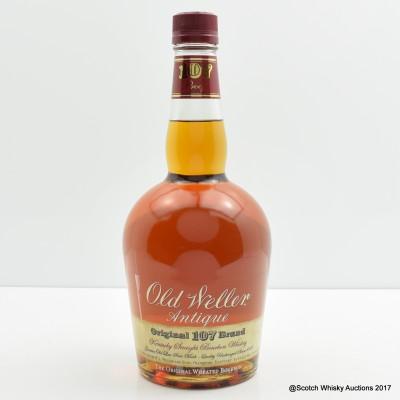 Old Weller Antique Original 107 Kentucky Straight Bourbon 75cl