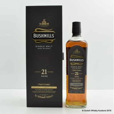 Bushmill's 21 Year Old