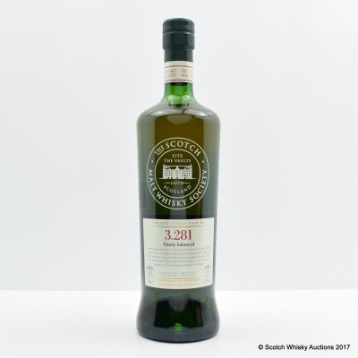 SMWS 3.281 Bowmore 1997 18 Year Old