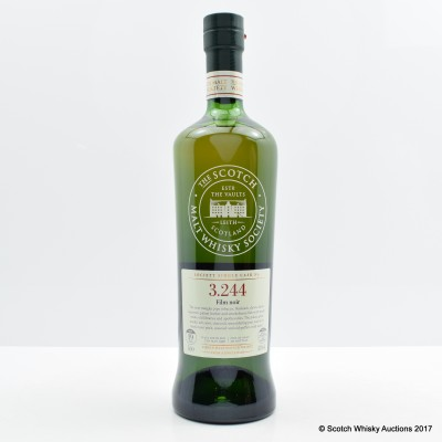 SMWS 3.244 Bowmore 1996 19 Year Old