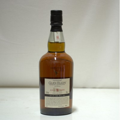 Glen Elgin 16 Year Old cask strength