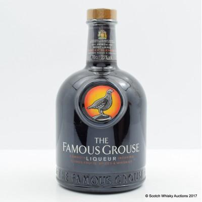 Famous Grouse Liqueur