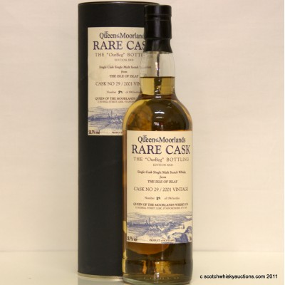 """Ardbeg Queen of the Moorlands """"OurBeg"""" Edition XXII"""