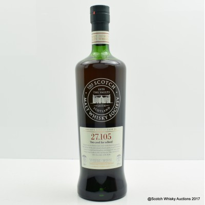 SMWS 27.105 Springbank 2000 13 Year Old