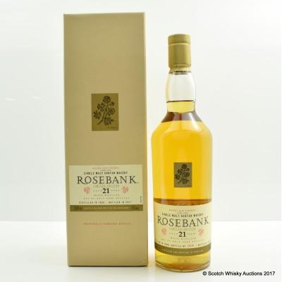Rosebank 1990 21 Year Old 2011 Release
